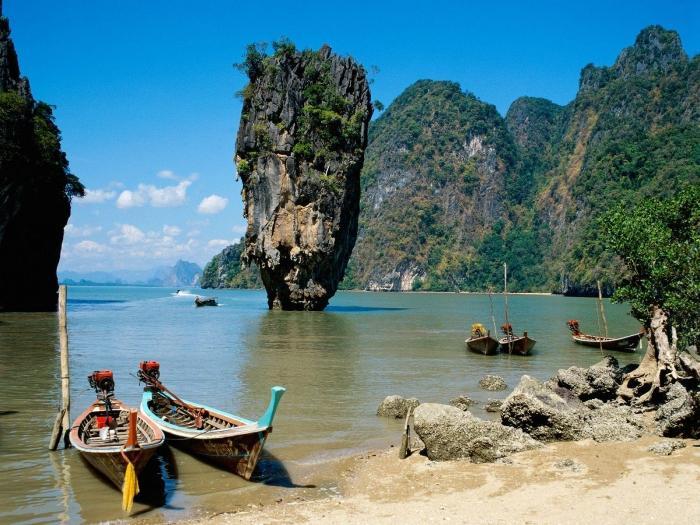 Разнообразные курорты тайланда