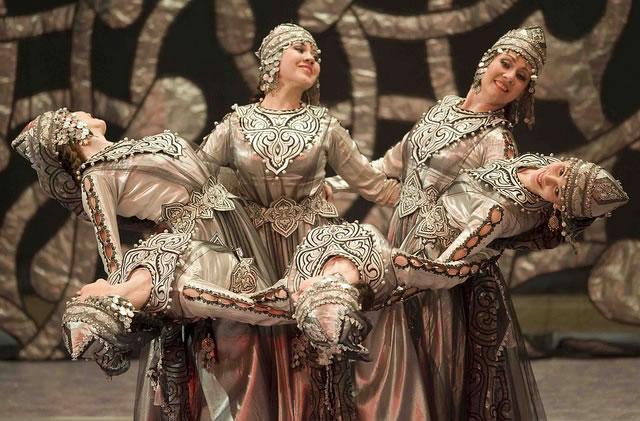 Реферат на тему Татарский танец
