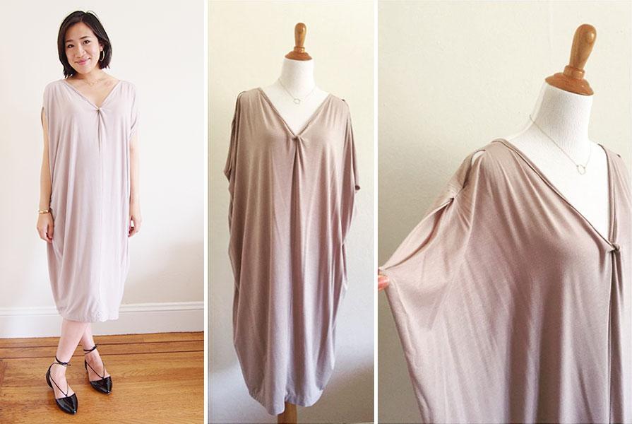 выкройка простого платья 54 размера