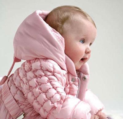 Что одевать малыш весной