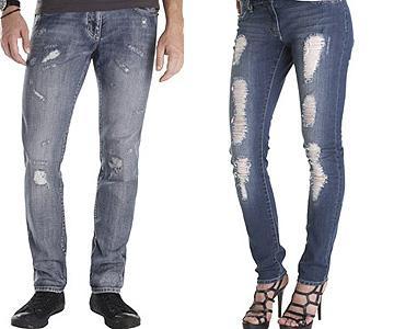 какие джинсы в моде