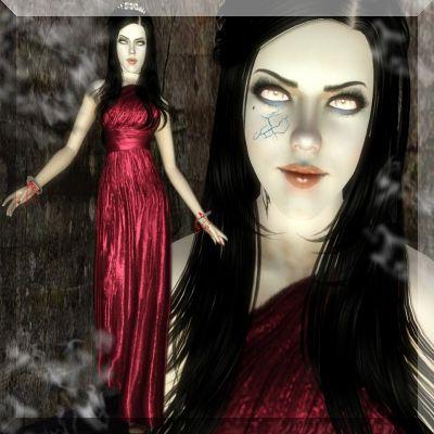 как познакомится с вампиром в симс