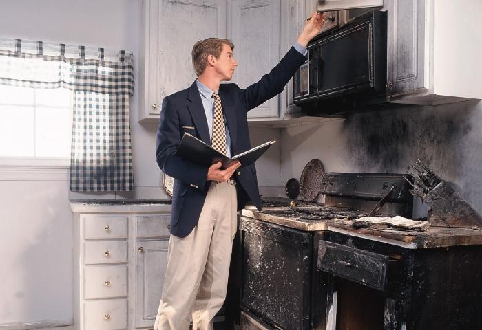 независимая оценка после залива квартиры для суда