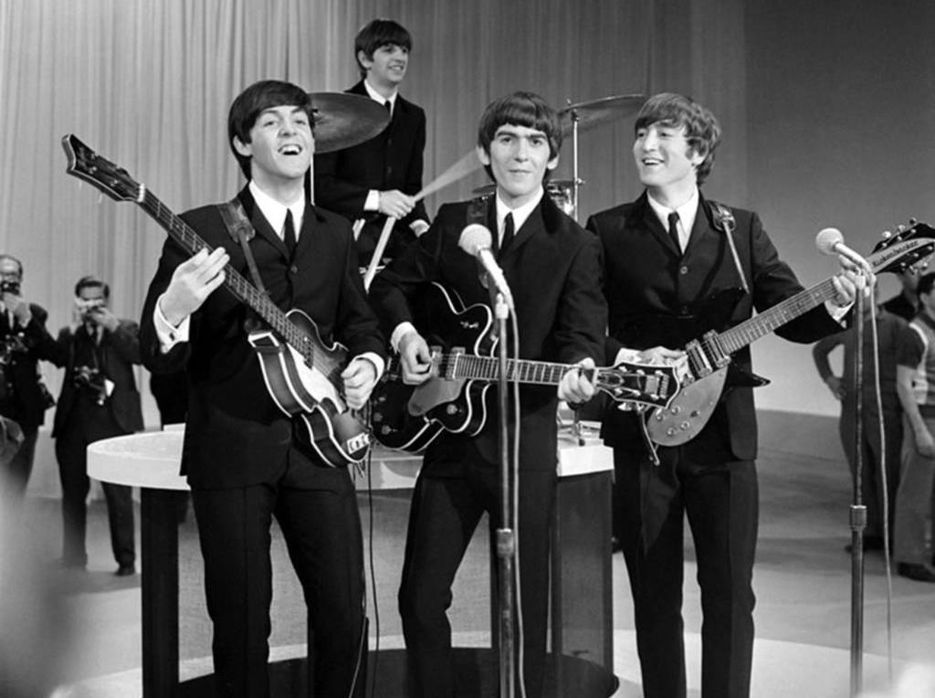 Рок-группа The Beatles: дискография с фото