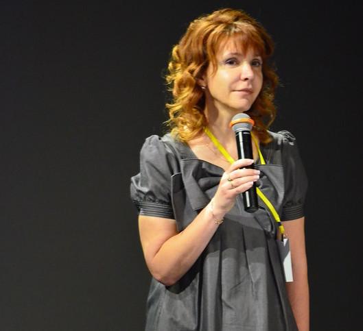 Evgeniya Naboychenko