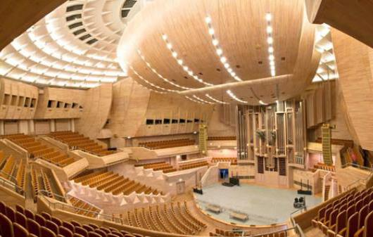 схема светлановского зала международного дома музыки