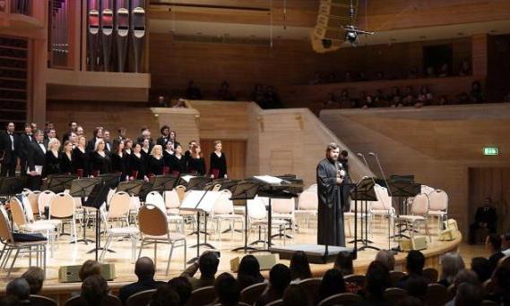 московский международный дом музыки москва
