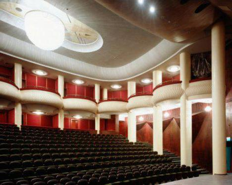Схема зала международного дома музыки фото 322