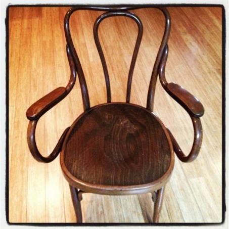 изящество венского стула