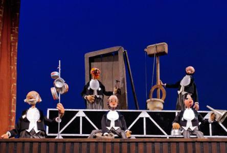 Дон жуан театр образцова