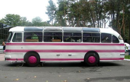 львовский автобусный завод