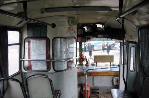 автобус лаз 695