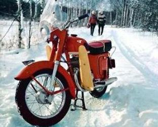 двигатель мотоцикла восход