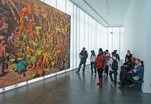 художники современной живописи