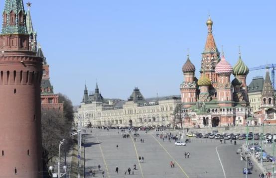 достопримечательности московского кремля и красной площади письмо