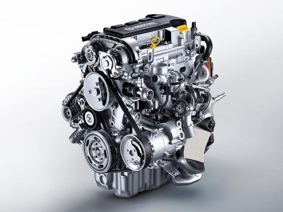описание дизельного двигателя