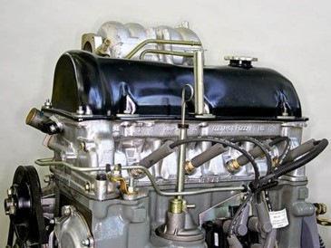 фото двигателя с описанием