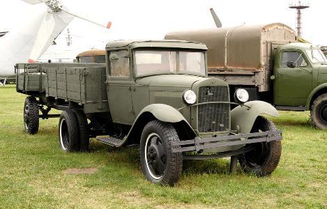 «Полуторка» ГАЗ-АА. История, технические свойства, особенности
