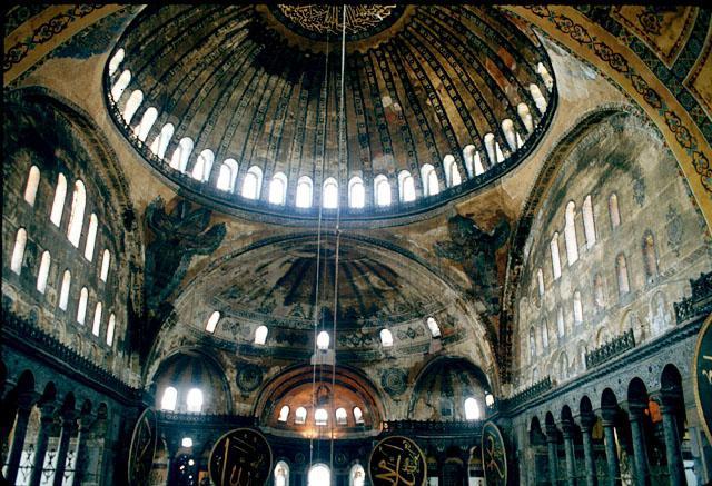 Где находится собор святой софии