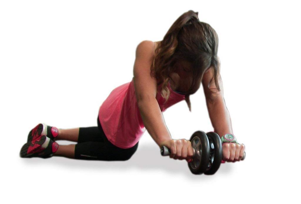 упражнение – косой прокат