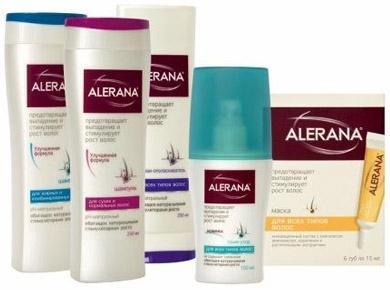 Линейка средств по уходу за волосами «Алерана»: отзывы потре…