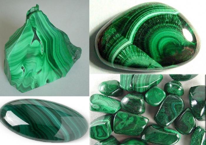 Как сделать зелёный камень 530