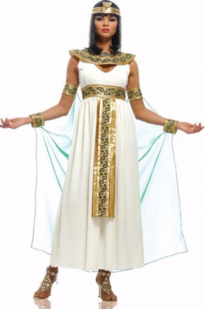 Костюм царицы клеопатры своими руками 3