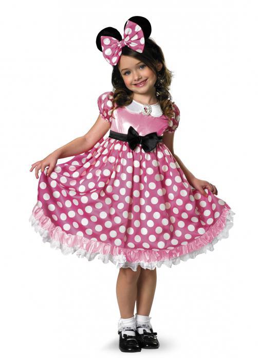 карнавальный костюм мини маус