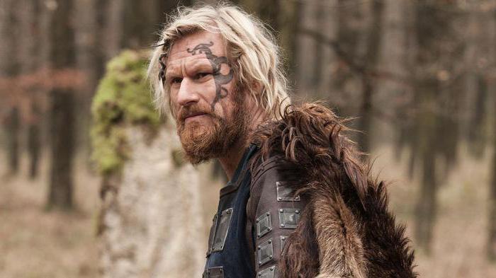 прически викингов
