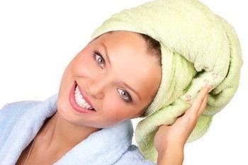 простые маски для волос