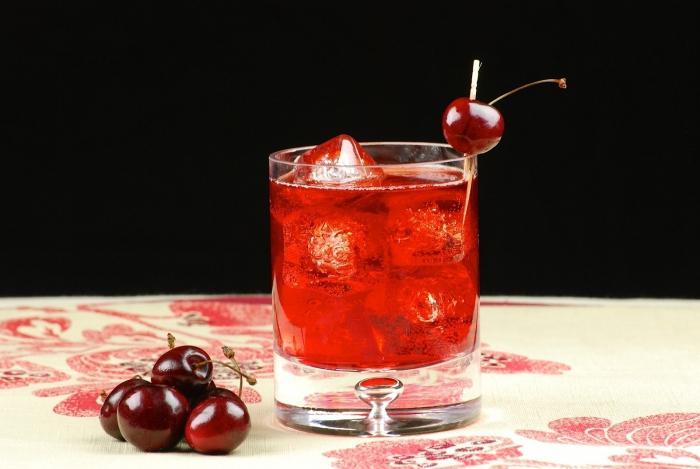 Наливка из замороженной вишни рецепт с фото