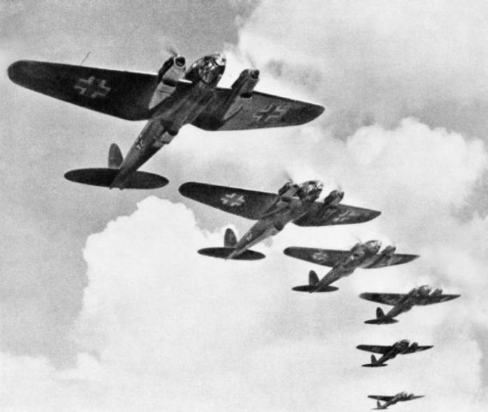 Последствия Второй Мировой Войны Кратко По Пунктам