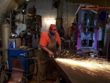 дамасская сталь изготовление