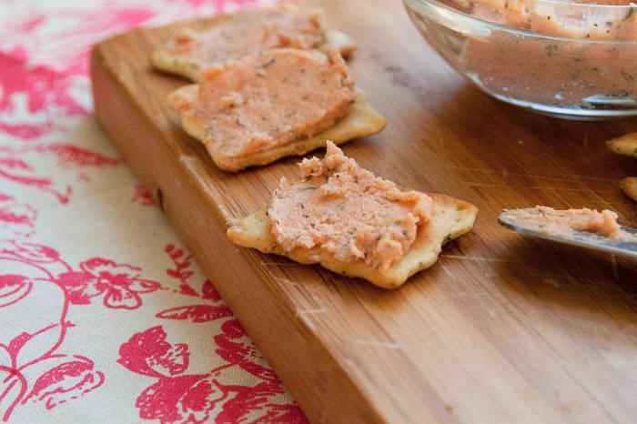 риет из лосося рецепт с фото