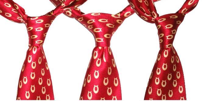 Красивые узлы для галстука