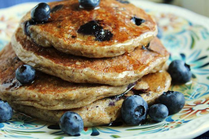 идеи простых завтраков