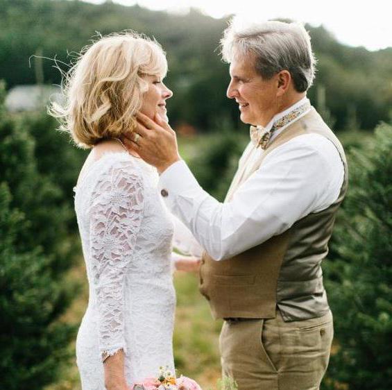 второй брак платье
