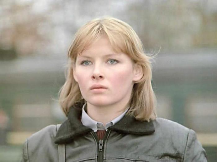 Ünlü aktrist Tamara Akulova 91