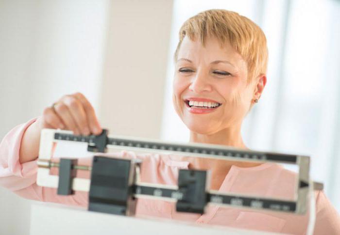 как похудеть при климаксе форум