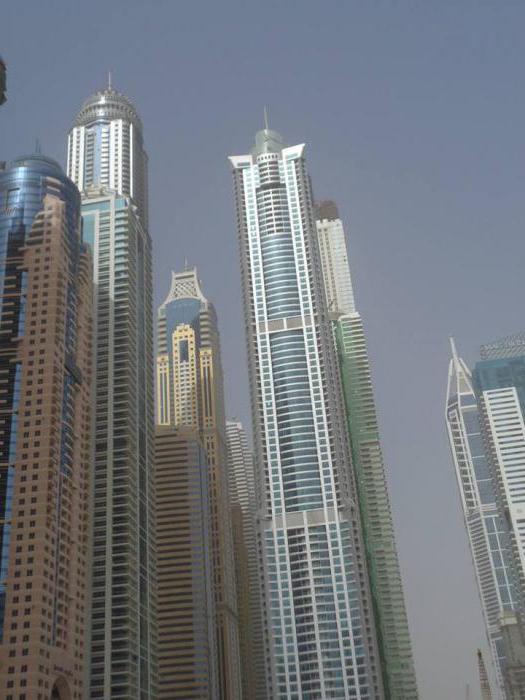 как называется самое высокое здание в дубае