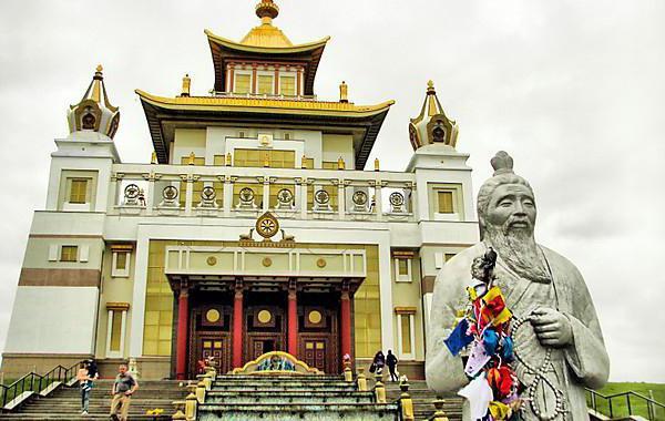 буддийский храм в элисте адрес