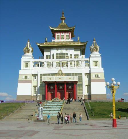буддийский храм в элисте режим работы