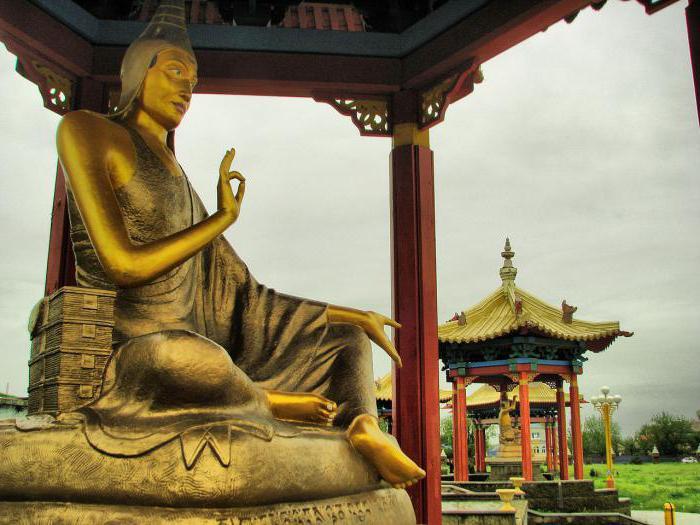 буддийский храм в элисте фото