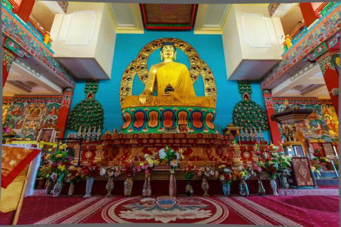 буддийский храм в элисте часы работы
