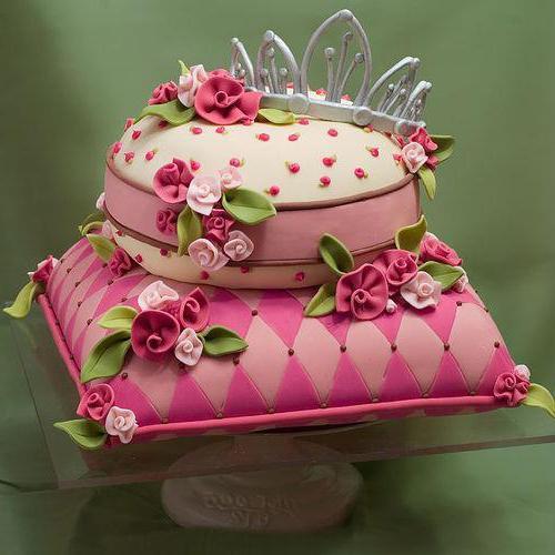 сладкий подарок на день рождения