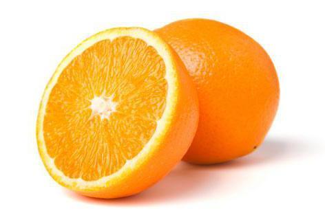 аллергия на апельсины но не на мандарины