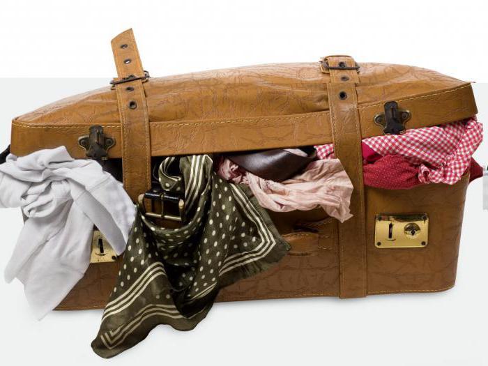 собираем чемодан на море список