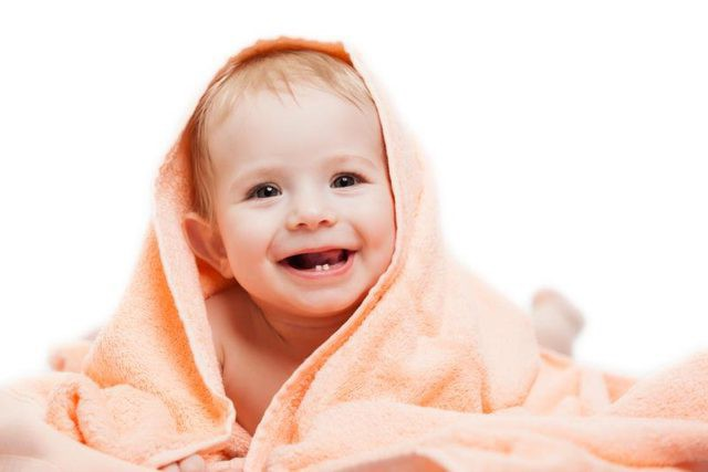 Позднее появление зубов у ребенка