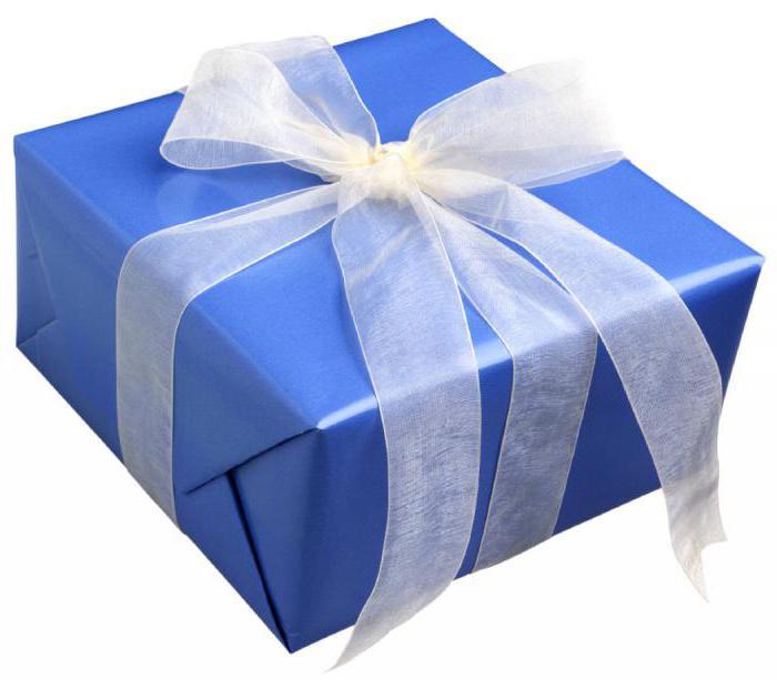 подарок сюрприз на день рождения