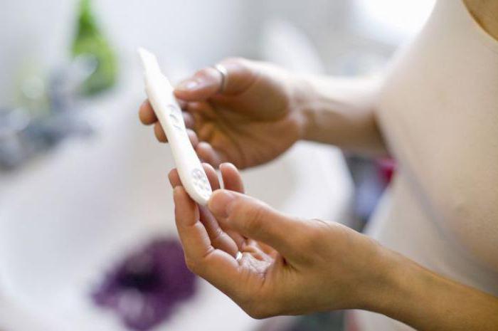 беременности нет а тест положительный
